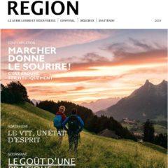 Fribourg region magazine
